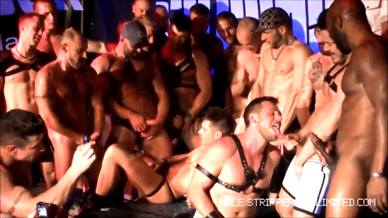 Hustlaball Berlin 2013 - Main Stage Shows + VIP Room Shows - All scenes Preview