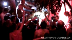 Hustlaball Berlin 2014 - VIP Room Stage Shows - All scenes Preview